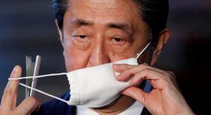 PM Jepang Deklarasikan Keadaan Darurat