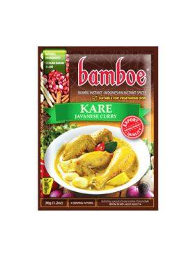 Bamboe Bumbu Kare 36g