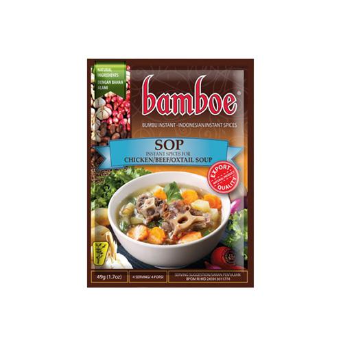 Bamboe Bumbu Sop 49g