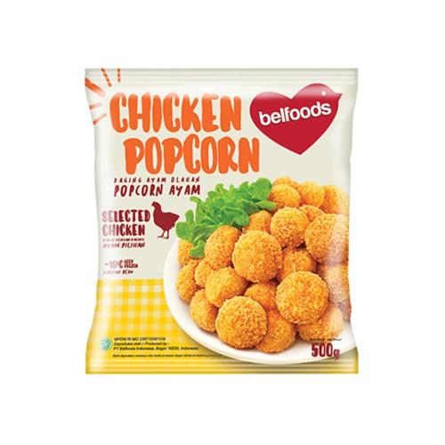 Belfoods Frozen Ayam Popcorn 500g