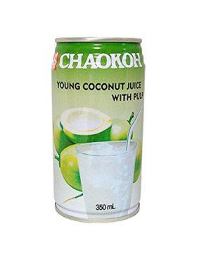 Chaokoh Jus Kelapa Dengan Pulp 350ml