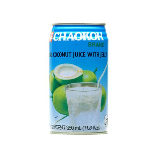 Chaokoh Jus Kelapa Dengan Jelly 350ml