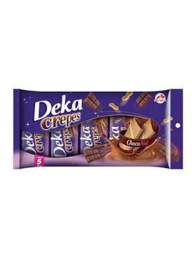 Deka Waffer Crepes Choco Nut 5x14g