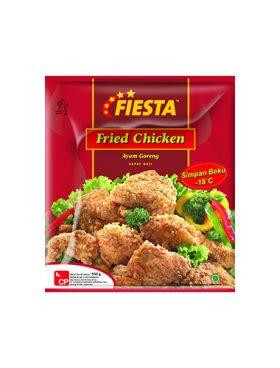 Fiesta Fiesta Fried Chicken 500g