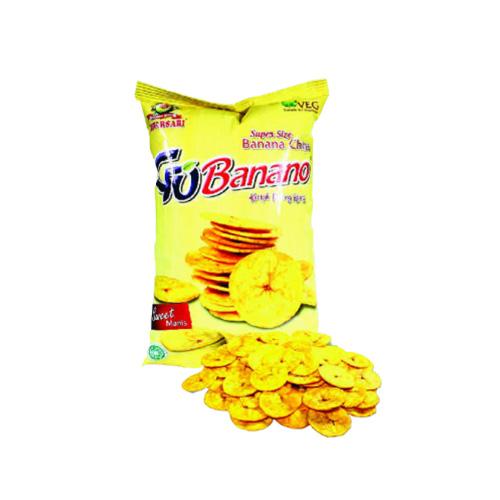 Go Banano Keripik Pisang Manis 80g