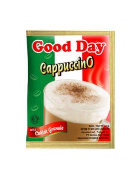 Good Day Kopi Cappuccino 25g