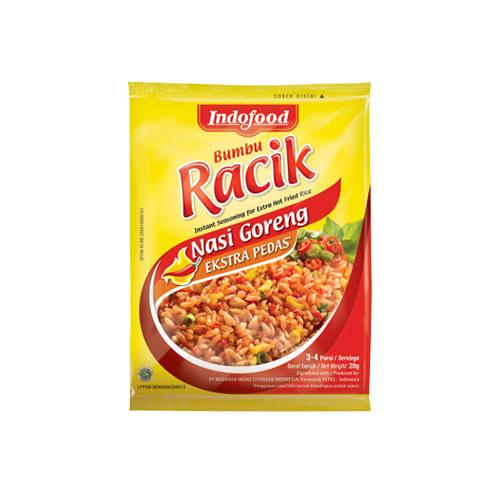Indofood Bumbu Racik Nasi Goreng Pedas 20g