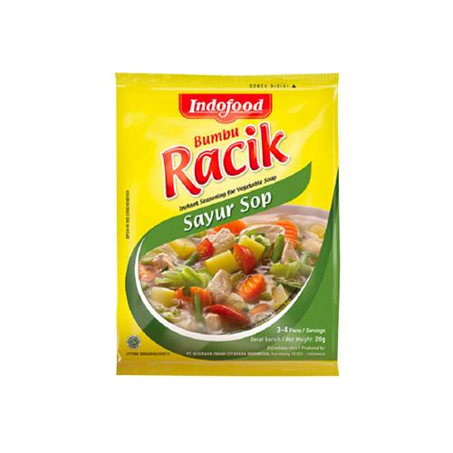 Indofood Bumbu Racik Sop 20g