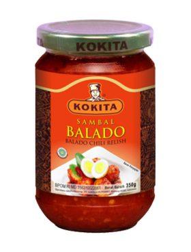 Kokita Sambal Balado 350g