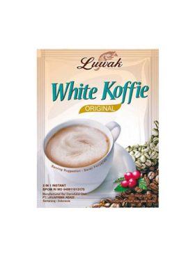 Luwak Kopi White Koffie 20g