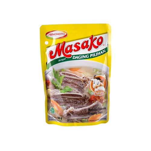 Masako Bumbu Penyedap Rasa Sapi 100g