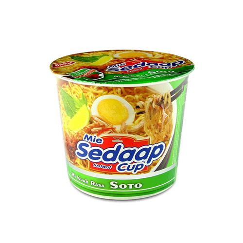 Mie Sedaap Cup Soto