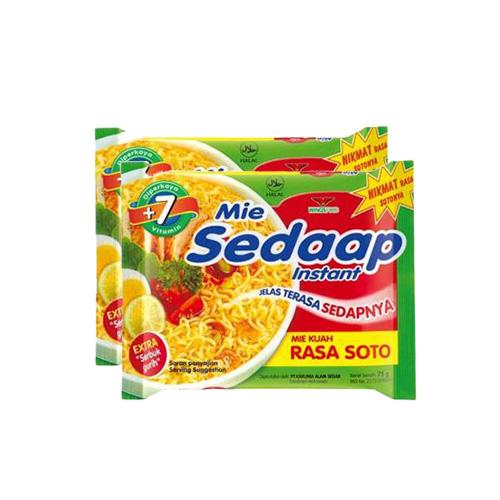 Mie Sedaap Soto