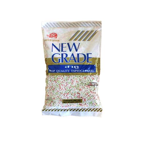 New Grade Tepung Tapioka Pearl 400g