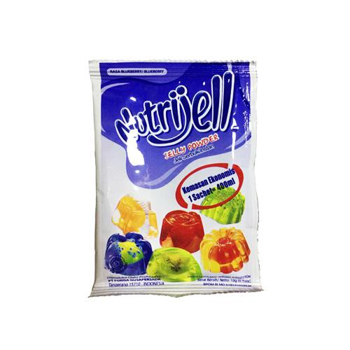 Nutrijell Blueberry 10g
