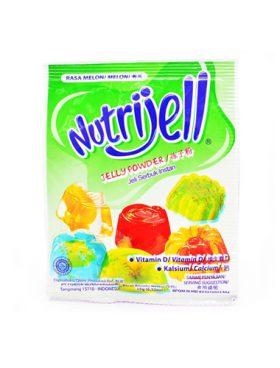 Nutrijell Melon 10g