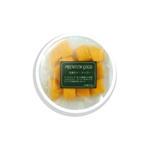 Premium Gold Frozen Mangga 100g