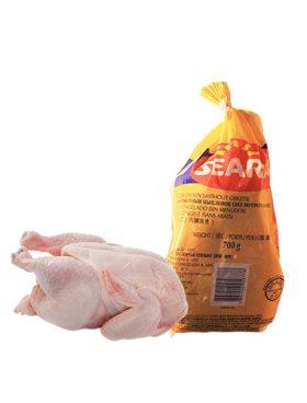 Seara Frozen Ayam Utuh 700g