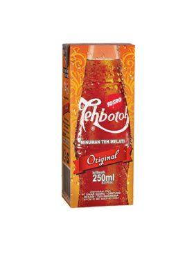 Sosro Teh Botol 250ml