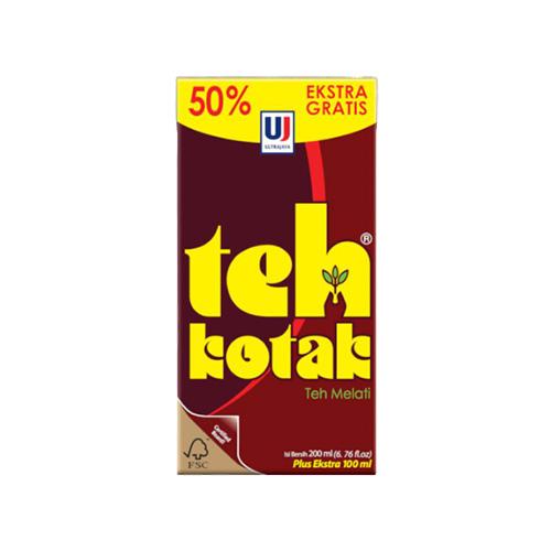 Ultrajaya Teh Kotak 300ml