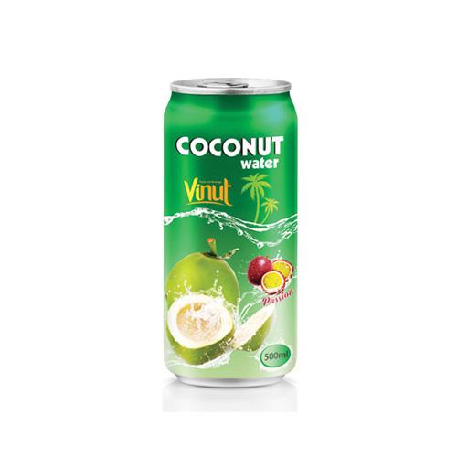 Vinut Coconut Water Markisa (Passion Fruit) 500ml
