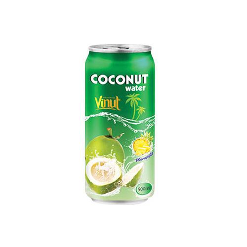 Vinut Coconut Water Pineapple 500ml