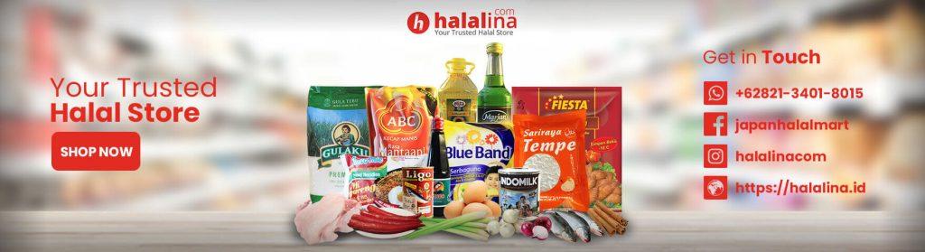 Halalina - Main Banner 1