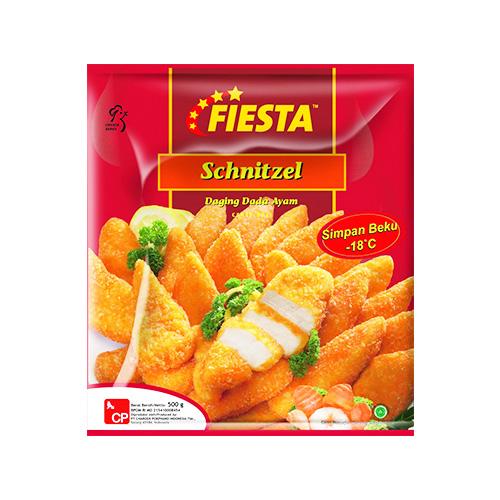 Fiesta Schnitzel 500g