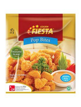 Golden Fiesta Pop Bites 500g