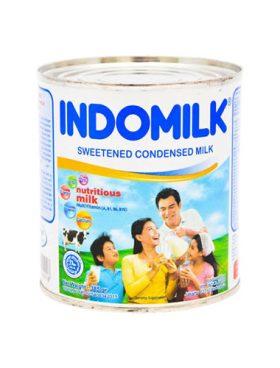 Indomilk Susu Kental Manis Putih 390g
