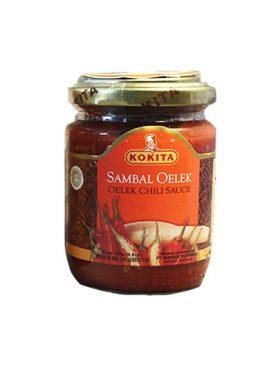 Kokita Sambal Oelek 250g