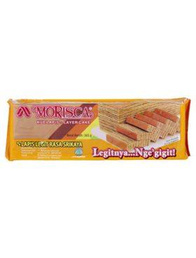 Morisca Kue Lapis Rasa Srikaya 365g