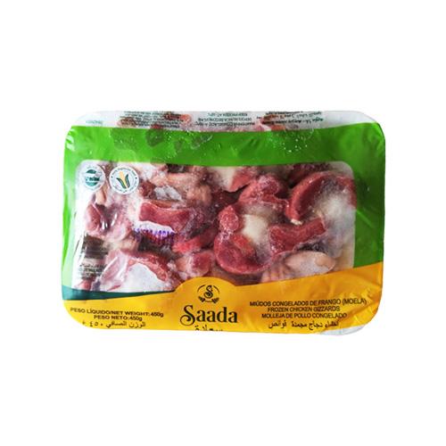 Saada Frozen Ampela Ayam 450g