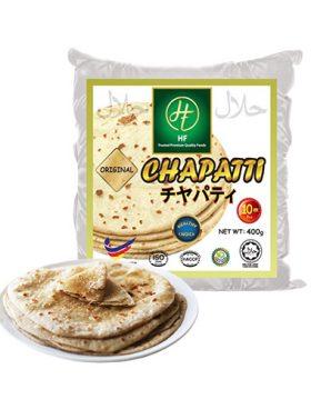 HF Original Chapatti Roti Cane 400g