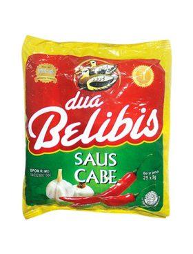 Dua Belibis Saus Sambal Sachet 24x9g