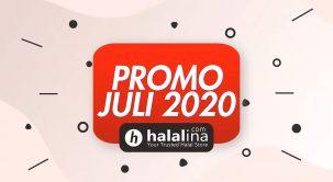 Promo Bulan Juli 2020