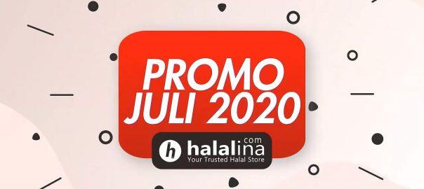 Promo Halalina Bulan Juli 2020