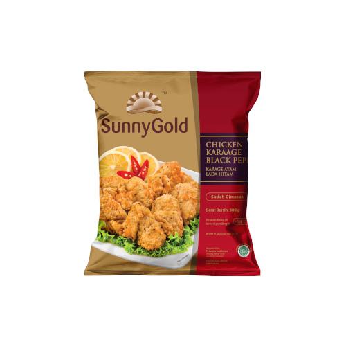 Sunny Gold Chicken Karage Black Pepper 500g