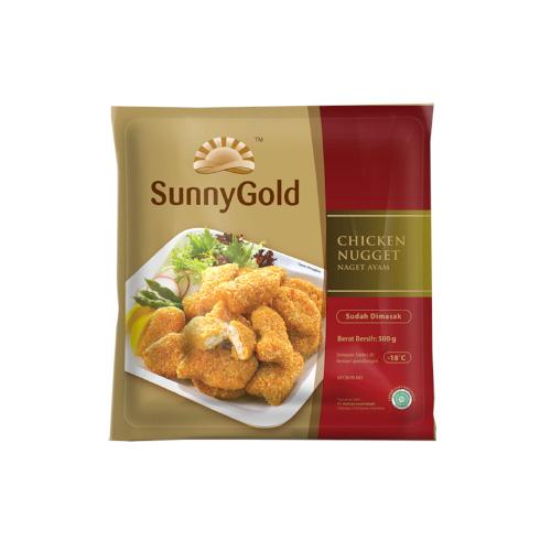 Sunny Gold Chicken Nugget 500g