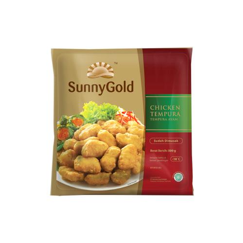 Sunny Gold Chicken Tempura 500g