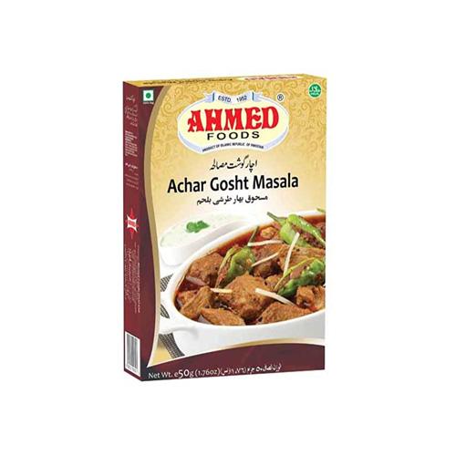 Ahmed Foods Achar Gosht Masala 50g