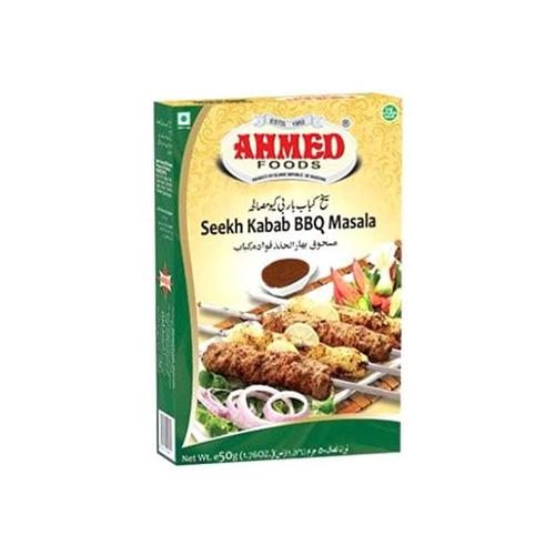 Ahmed Foods Seekh Kabab BBQ Masala 50g