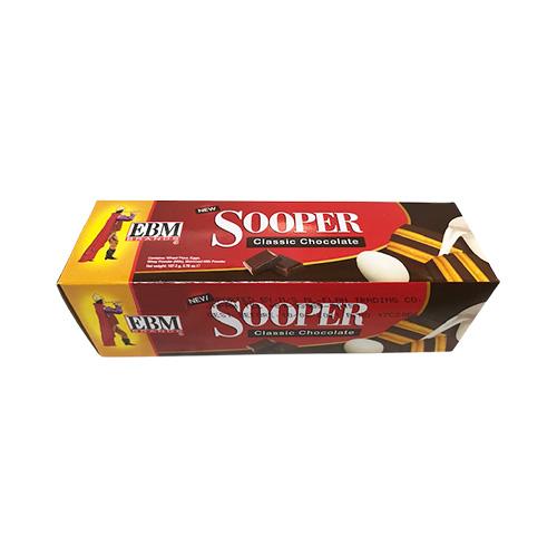 EBM Sooper Classic Biscuit Chocolate