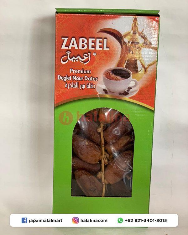 Kurma tangkai Zabeel 500 g
